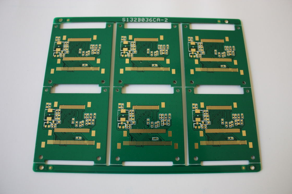 10layer lead free PCB Prototype With ENIG OEM Services for 5G Wireless Device