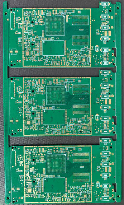 High Tg180 Pcb Printed Circuit Board Fr4 1.20mm Thickness For Voltage Stabilizer